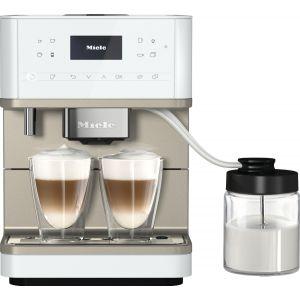 miele_KaffeevollautomatenStand-KaffeevollautomatenBohnen-KaffeevollautomatenCM6CM-6360-MilkPerfectionLotosweiß CleanSteelMetallic_11580960